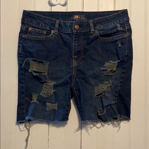 Bitten by Sarah Jessica Parker Upcycled Shorts 8